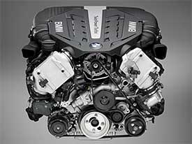 Двигатель BMW N63